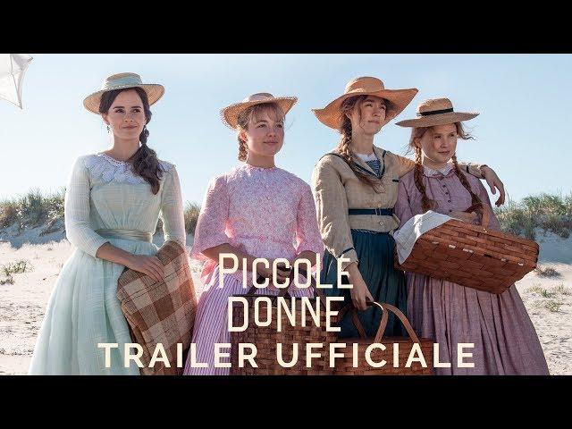 Anteprima Immagine Trailer Piccole Donne, trailer ufficiale italiano