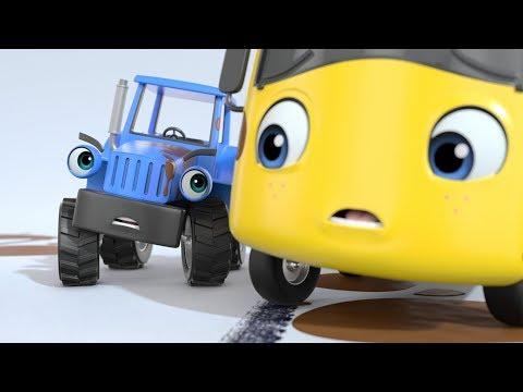 Buster el Autobús y mas Canciones de Little Baby Bum   Dibujos Animados   Little Baby Bum en Español