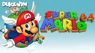 Super Mario 64 - Película Resumida