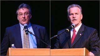 Waterford First Selectman debate