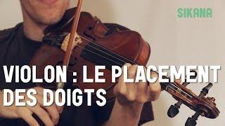 Cours De Violon : Comment Placer Ses Doigts Sur Un Violon? - HD