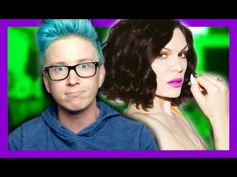 Twerking With Jessie J (#AskTyler #31) | Tyler Oakley