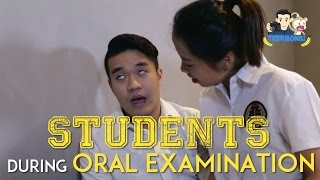 Video Types of Students during Oral Examination MP3, 3GP, MP4, WEBM, AVI, FLV Agustus 2018