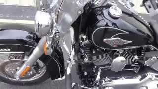 8. 2011 Harley-Davidson FLSTC - Softail Heritage Softail Classic