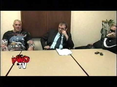 PRIME Archive: Dream Team (Brutus Beefcake & Greg Valentine) Shoot Interview (Part 2 of 2)
