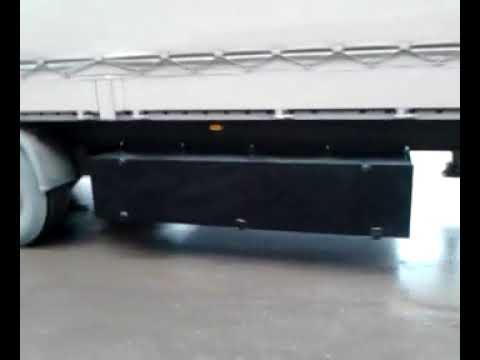 Ящик для инструментов и колес на полуприцеп 13,6м ПЕНЗАТЕНТ