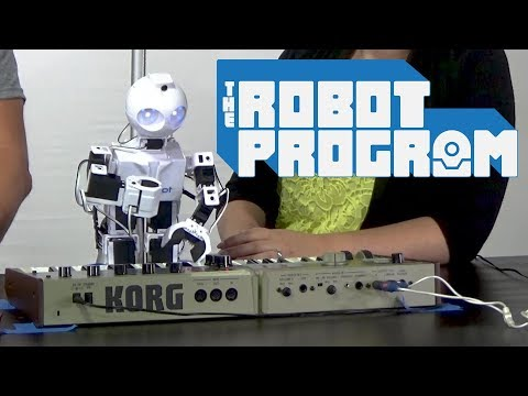 Program Robot To Play Piano