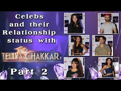 Celebs and their Relationship status