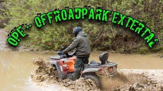 9. OPE - Offroadpark Extertal mit Cf Moto CForce 800