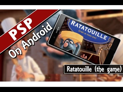 ratatouille android game
