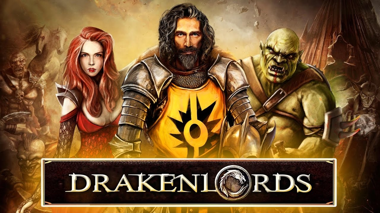 Drakenlords: CCG Card Duels
