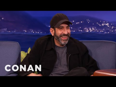 Dave Attell Interview Part 1 04/30/14