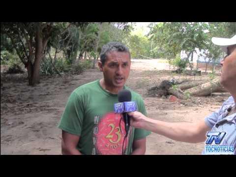 Entrevista ao Senhor Rivaldo Pereira no Povoado Brejinho dos Crentes em Luzinópolis