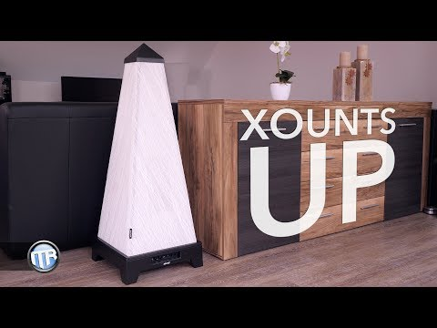 Видео Аудиосистема XOUNTS UP Custom Made