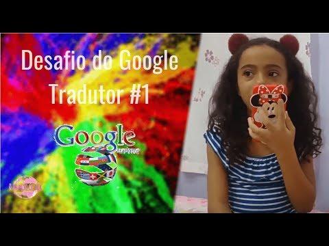 Desafio do Google Tradutor #1