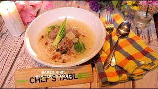 Video Chef's Table : Bakso Kikil Ala Chef's Table MP3, 3GP, MP4, WEBM, AVI, FLV Februari 2018