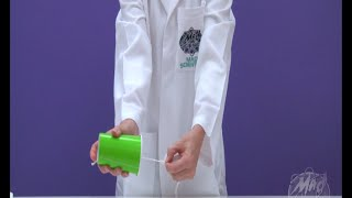 Make A Noise Maker With Mad Science