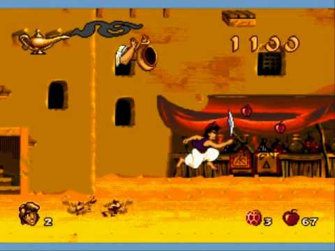 Disney's Aladdin #1