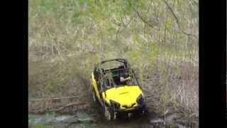5. Riding New 2012 Can-Am Commander 800 xt UTV
