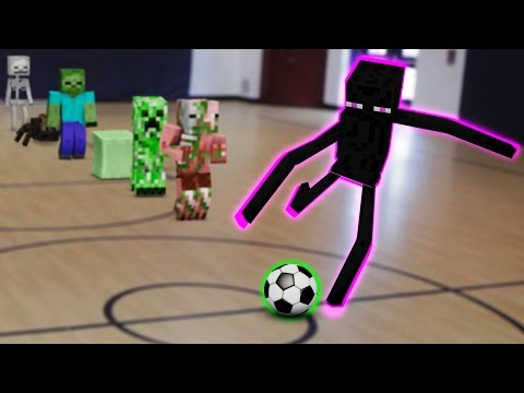 Monster School: Soccer | Archery | Fishing | Baseball | Basketball | (Monster School Compilation)