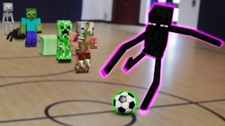 Video Monster School: Soccer | Archery | Fishing | Baseball | Basketball | (Monster School Compilation) MP3, 3GP, MP4, WEBM, AVI, FLV Mei 2019
