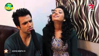 Nach Baliye 6 - The adorable Nach Baliye jodi Rithvik - Asha talk about romantic songs!