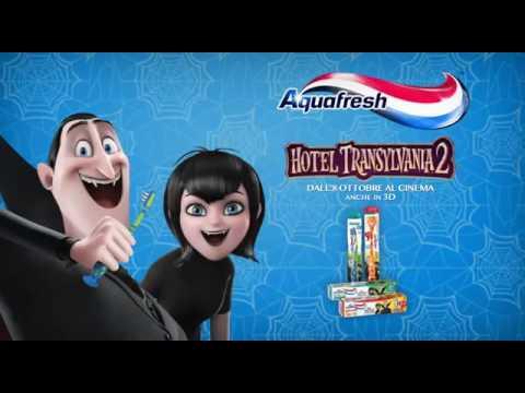 Italy HT2 Aquafresh TVC CartoonNetwork