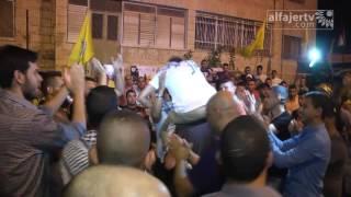الافراج عن الاسير نايف أبو الحلا بعد قضاء محكوميته البالغة 4 سنوات