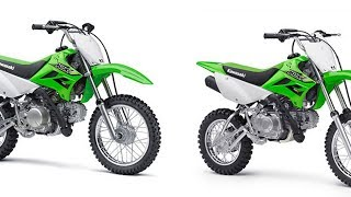 8. HOT NEWS !!! 2017 Kawasaki KLX110 Price & Spec