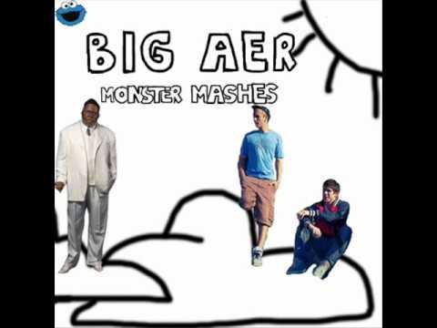 Aer vs. Notorious B.I.G. -- Somewhere in Cali (Monster Mashes Mashup)