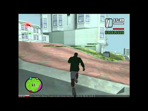 Nuevo cleo mod para elegir autos en GTA San Andreas [2012-HD] [Loquendo]