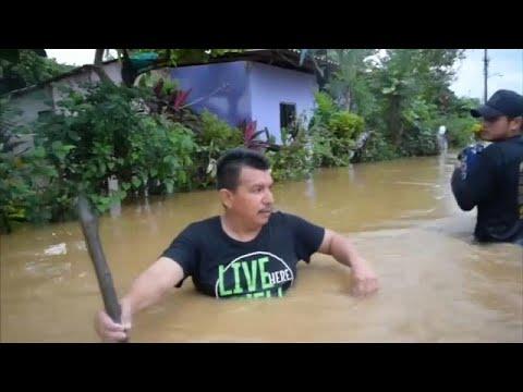 Mexiko: Verheerende Schäden durch Hurrikan
