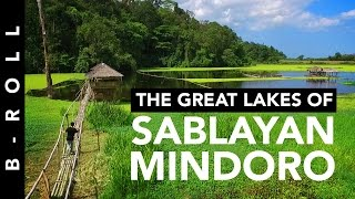 Sablayan Philippines  city photos : The Great Lakes of Sablayan • B-Roll 42 • Penal Colony, Mindoro Philippines
