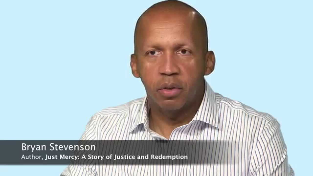 Bryan Stevenson on kids in the criminal justice system