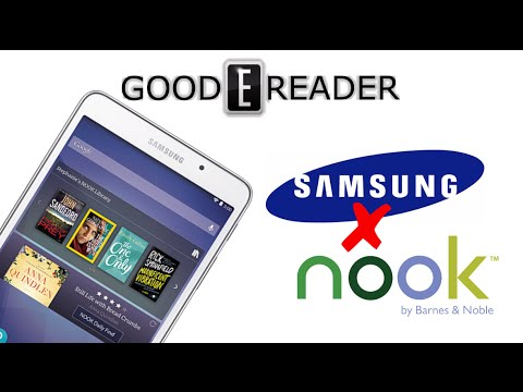 Samsung Galaxy Tab 4 Nook Review