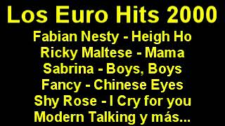 megamix 80's [los euro hits 2000]