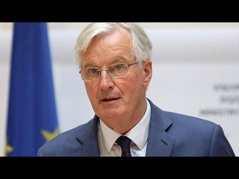 Brexit: Δηλώσεις Μπαρνιέ για την Συμφωνία με τη Βρετανία