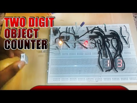Two Digit Object Counter