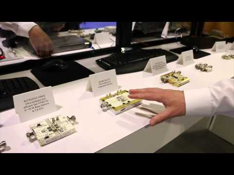 NXP IMS 2014 Booth Tour