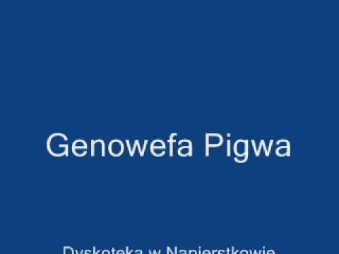 Kabaret Genowefa Pigwa - Dyskoteka w Napierstkowie (audio)