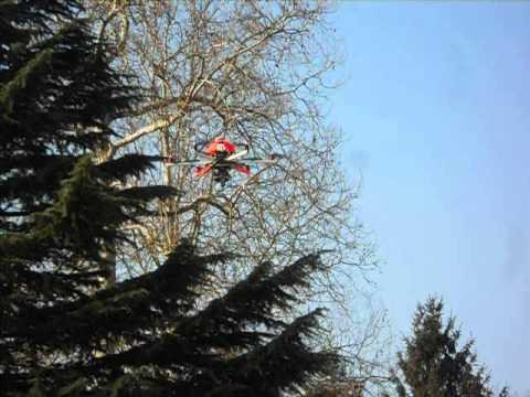 Parco Pineta, il drone contro gli incendi boschivi