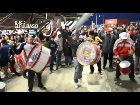 Hinchada Estudiantes - La Plata 2012 - El Fulbaso - Los Leales - Estudiantes de La Plata