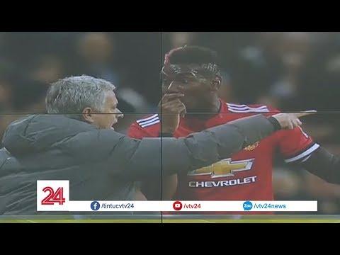 Thể thao tổng hợp ngày 28/9: Jose Mourinho - Paul Pogba: Mâu thuẫn khó lành | VTV24 - Thời lượng: 4:37.