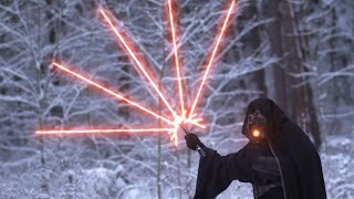 Nonton Star Wars  Modern Lightsaber Battle Film Subtitle Indonesia Streaming Movie Download