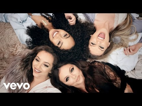 Hair -  Little Mix ft. Sean Paul