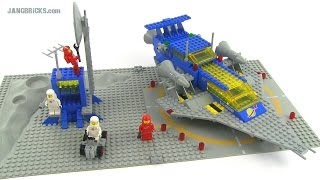 Video LEGO classic Space 928 or 497 Galaxy Explorer review! 1979 set! MP3, 3GP, MP4, WEBM, AVI, FLV Agustus 2018
