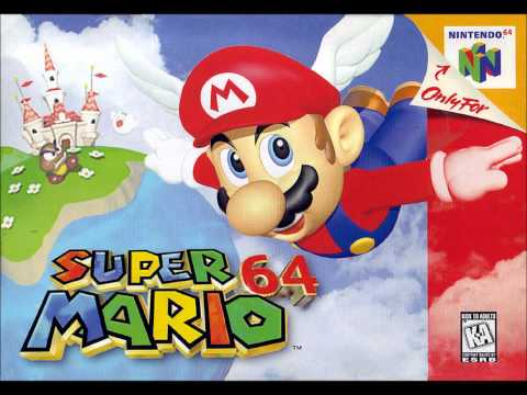 Full Super Mario 64 OST