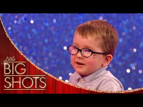 Batman Did It! | Little Big Shots