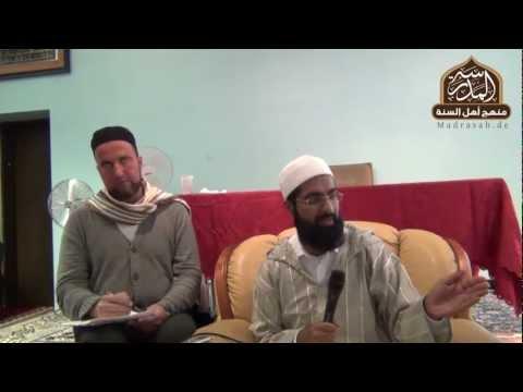 Zur Wichtigkeit des Studiums der Prophetenbiographie - Scheich Mohammed Aslam