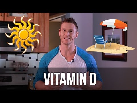 How to Blast Belly Fat with Vitamin D- Thomas DeLauer (видео)